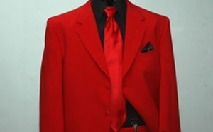 Red Suit Hire