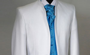 White Suit Hire